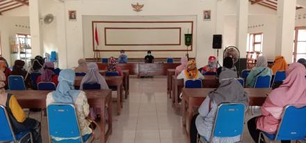 Kelas Bumil Desa Timbulharjo 2020