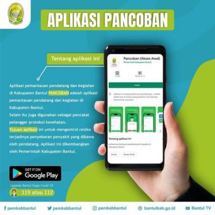 Aplikasi PANCOBAN