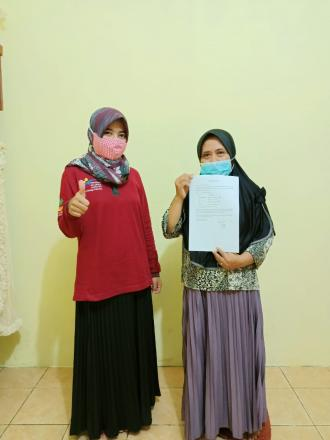 Graduasi Mandiri dari PKH- 2 Tahun 2021