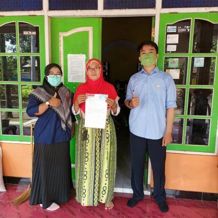Graduasi Mandiri dari PKH- 3 Tahun 2021