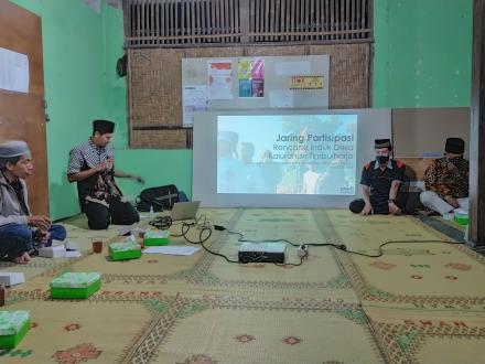 Musyawarah Dusun RPJM Kalurahan Timbulharjo di Padukuhan Gatak