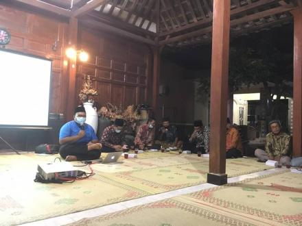 Musyawarah Dusun ( MusyDus )  Tingkat Pedukuhan Mriyan