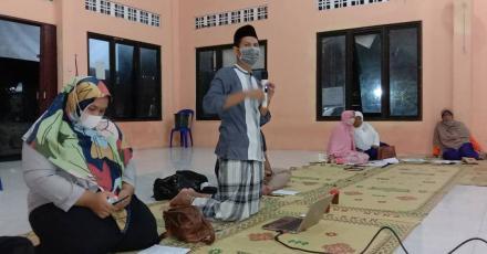 Musyawarah Dusun ( MusyDus )  Tingkat Pedukuhan Ngentak