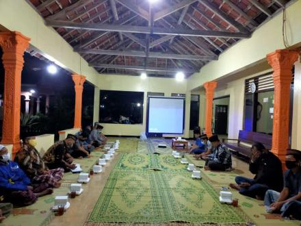 Musyawarah Dusun (Musdus) RPJM Kalurahan di Padukuhan Kowen I