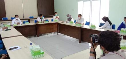 Monitoring DTKS Tim Kab. Bantul di Kalurahan Timbulharjo