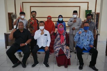 Kunjungan Komisi A DPRD Kab. Bantul
