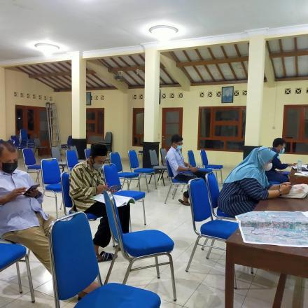 Rapat Koordinasi Tim Penyusun RPJM Kalurahan