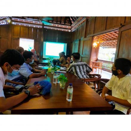 Rapat Koordinasi RPJM Kalurahan Tahun Anggaran 2021-2026